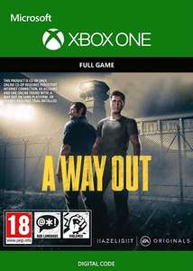 A Way Out (Xbox One) Xbox Live £2.48 Using Code @ Eneba / BestDeals