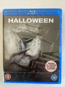 Halloween (2018) NEW SEALED BLU RAY £3.99 delivered at angelsam85 eBay