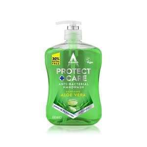 Astonish Protect and Care Kind to Skin Moisturising Anti-Bacterial Hand Wash 650ml Aloe Vera £1.89 (Prime) + £4.49 (non Prime) at Amazon