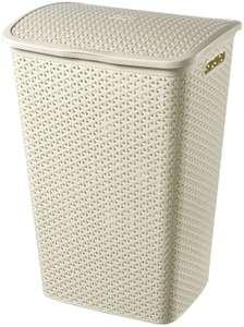 Curver 55 Litre Laundry Hamper £12 (Free Click & Collect) @ Argos