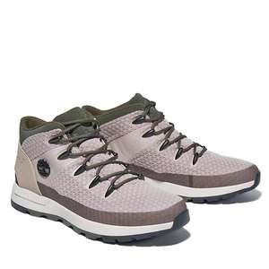Timberland Sprint Trekker Mid Hiker Fabric in black or beige for £49.50 delivered using code @ Timberland