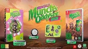 Oddworld: Munch's Oddysee - Limited Edition (Nintendo Switch) £27.80 @ Amazon