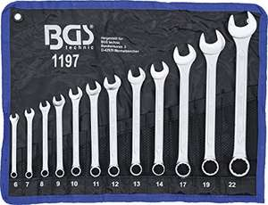 BGS 1197 combination spanner set 6mm - 22mm (12 pieces), £12.30 (+£4.49 non-prime) on Amazon