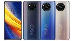 Xiaomi Poco X3 Pro 256GB 8GB Smartphone (Snapdragon 860 /120hz) - £184 (All Colours) With Code Via App @ Poco Store