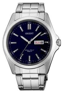 Orient Men's Analogue Quartz Watch with Stainless Steel Strap FUG1H001D6 - £61.36 - Sold and Shipped by Amazon EU @ Amazon (Mainland UK)