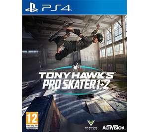 Tony Hawk's Pro Skater 1 & 2 (PS4) - £24.99 @ Currys PC World