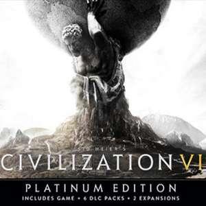 Sid Meier's Civilization VI: Platinum Edition - PC Steam £11.39 at Mac Game Store