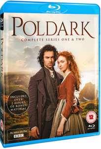 Poldark Series 1-2 Blu-ray £2.40 delivered @ Rarewaves