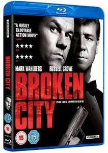 Broken City [Blu-ray] [2013] - £2.02 delivered @ Rarewaves