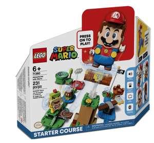 Lego Mario 71360 Starter Course £24.98 @ Asda Spondon Derby
