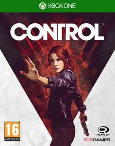 Control [Xbox One] - Grade A / As New - £4.76 delivered using code @ Stock Must Go