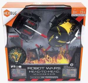 Hexbug Robot Wars Head to Head £15 instore at The Entertainer (Burnley )