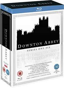 Downton Abbey - The Complete Collection - 22 Discs Blu-ray (used) £16.95 delivered @ CEX