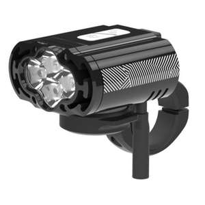 Moon Canopus front bike light (for night riding, not just to be seen). £129.99 delivered @ Jejamescycles