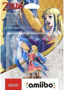 Amiibo Zelda & Loftwing £22.13 (UK Mainland) via Amazon EU on Amazon