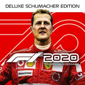 F1 2020 - Deluxe Schumacher Edition PS4 £16.24 @ Playstation Store