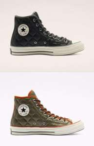 Converse Quilting Chuck 70 High Top Trainers Now £39 Free Delivery @ End Clothing