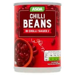 200g chilli beans 10p @ Asda(Feltham)
