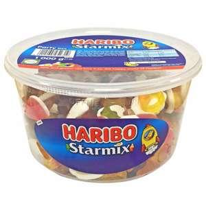 Haribo Starmix Tub 1kg £1 @ B &M Priory Queensway