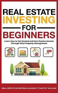 Real Estate Investing for Beginners Paperback Book £1.80 Prime + £2.29 Non Prime @ Amazon