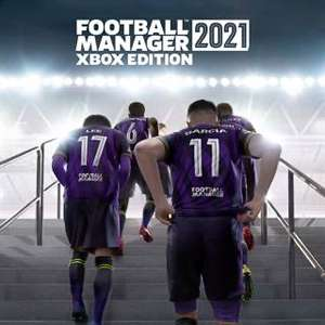 Football Manager 2021 Xbox Edition [Xbox One / Series X/S] £8.61 - No VPN Required @ Xbox Store Iceland