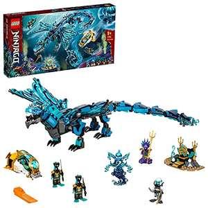 LEGO NINJAGO 71754 Water Dragon £48 Amazon