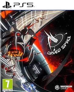 Curved Space PS5 £12.99 (+£2.99 nonPrime) @ Amazon
