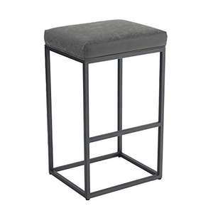 Camping World Bar Stool, Counter Height Bar Stools with Footrest, Breakfast Bar Chair - £20 @ Dispatches fromAmazon Sold by camping world