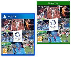 Olympic Games Tokyo 2020 - The Official Video Game [Xbox One / PS4] £18.99 delivered @ eBay / Currys - hotukdeals