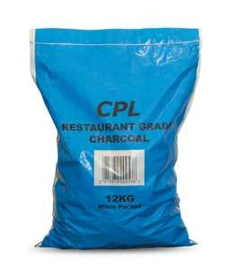 24% off Restaurant Grade Charcoal - £10.95 + £10 Delivery (Free Delivery on £20 spend Mainland England & Wales) @ coals2u