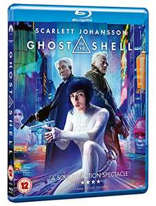 GHOST IN THE SHELL Blu Ray £1.73 (+£2.99 Non Prime) @ Amazon