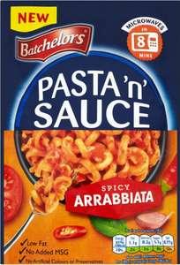 Batchelors Arrabbiata flavour pasta 25p @ Asda Andover