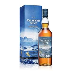 Talisker Skye Single Malt Scotch Whisky, 70 cl, 45.8% ABV, £25 @ Amazon