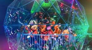 Half Price Crystal Maze Experience for 8 People Manchester (£219.96) or London (£299.92) @ Bauer Media Group