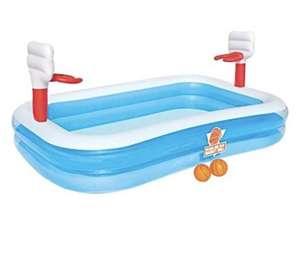 Bestway paddling pool 2.5 mtr x 1.6 mtr in-store B&M East Kilbride