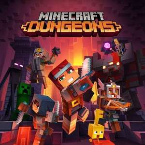 Minecraft Dungeons Free to play with Nintendo Switch Online from 18.8 for 1 week @ Nintendo eShop