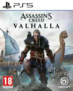 Assassin's Creed Valhalla (PS5 - Import) £26.31 delivered Nectarcard Holders / £27.85 non-Nectar @ TheGameCollection / eBay