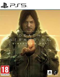 Death Stranding Director's Cut (PS5) Brand New & Sealed - £39.91 (Nectar card holders) / £42.25 non-Nectar @ eBay (Game Collection Outlet)