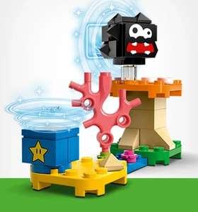 Free Lego Fuzzy & Mushroom Platform Expansion Set with any Lego Mario purchase over £40 @ Lego Shop (excluding Starter Courses)