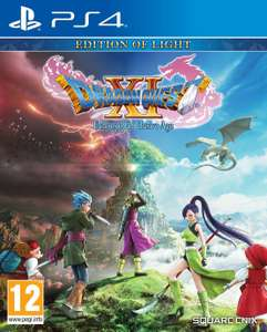 Dragon Quest XI Echoes Of An Elusive Age Edition Of Light (PS4) - £9.99 Delivered (UK Mainland) @ Argos eBay