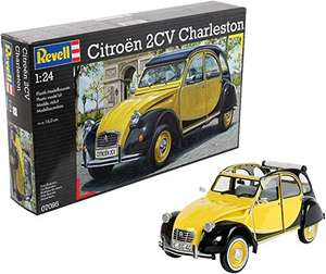 Revell 1:24 Scale Citroen 2CV Car Model Kit 07095 - £16.50 (+£4.49 Non Prime) - UK Mainland @ Amazon EU