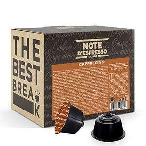 Note d'Espresso - Cappuccino - 48 pods - £5 (+£4.49 Non Prime) @ Amazon