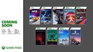 Xbox Game Pass Additions - Star Wars Battlefront 2 & Fallen Order (Cloud), Train Sim World 2, Myst & More