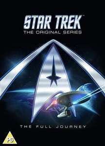 Star Trek The Original Series: The Full Journey 23 Discs dvd (used) £19.95 delivered @ CeX