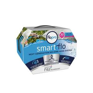 Flopro Smart Flo 30M hose £25 Clearance in-store @ Wilko (Lowestoft)