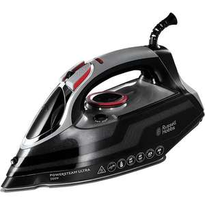 Russell Hobbs 20630 Power Steam Elite 3100W Steam Iron instore for £30 at Asda