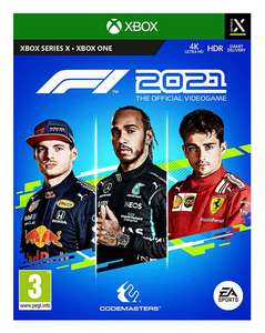 F1 2021 (Xbox One) £39.99 at Home Essentials