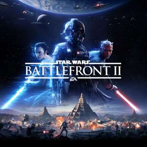 [PS4] STAR WARS Battlefront II - £5.39 / £3.59 with PS Plus @ PlayStation Store