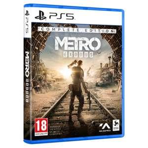 Metro Exodus - Complete Edition (PS5 / Xbox Series X) £21.85 Delivered @ Shopto