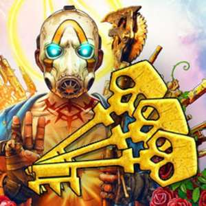 3 golden keys for Borderlands 3 - free using code @ Gearbox Software